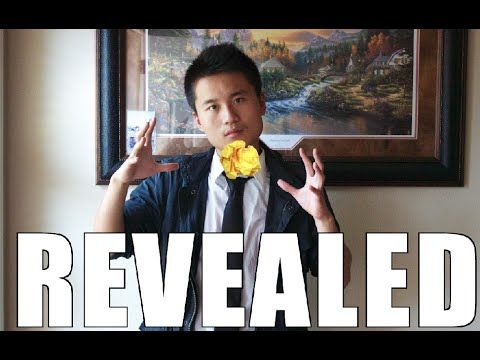 World's 10 Greatest Magic Trick REVEALED--How to Float Things with NO STRINGS - YouTube