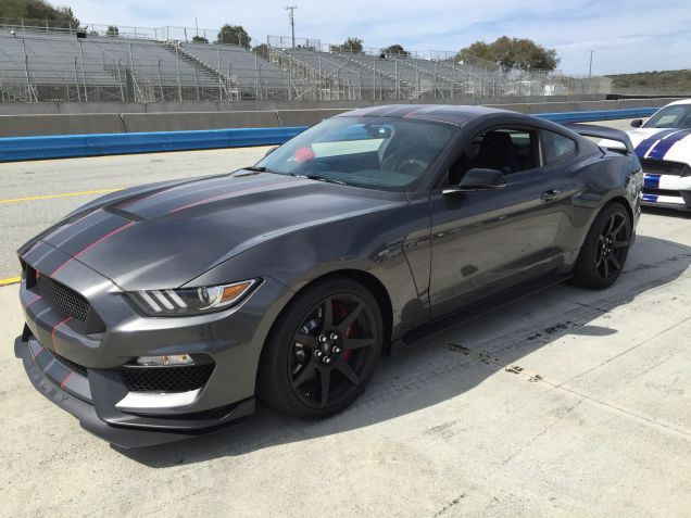 The Ford Shelby GT350R Is The Best Performance Car Ford's Ever Built