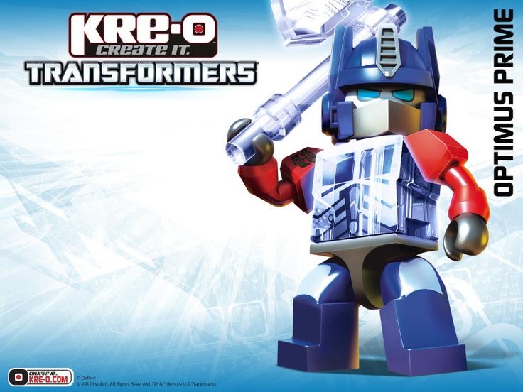 Hasbro.com Updates With Kreon Microchangers Wallpapers