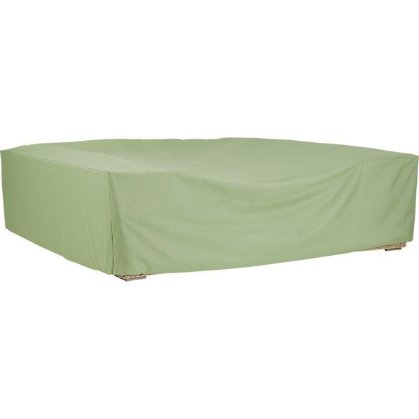 Large Outdoor Sectional Furniture Cover  | Crate and Barrel