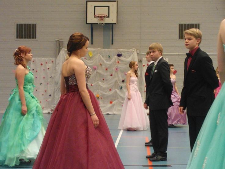 Vanhojen tanssit 2013