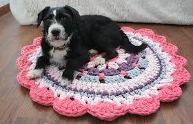 Resultado de imagen de alfombras de trapillo rectangulares patrones