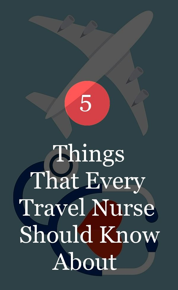 What does it take to become a traveling nurse? Know Travel Nurse - cna job duties