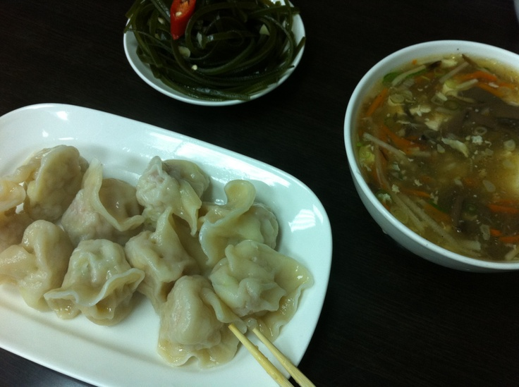 招牌水餃|Signature dumplings