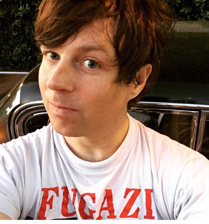 Ryan Adams got a haircut 😍 10/8/16
