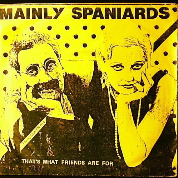 """""""That's What Friends are For"""" by Mainly Spaniards"""