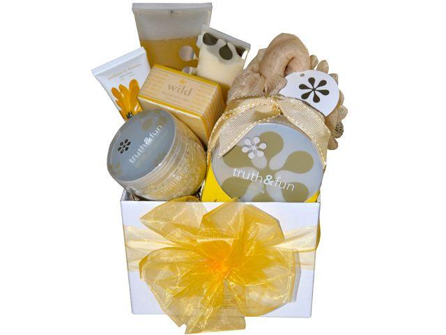 Happy Pamper Gift Box
