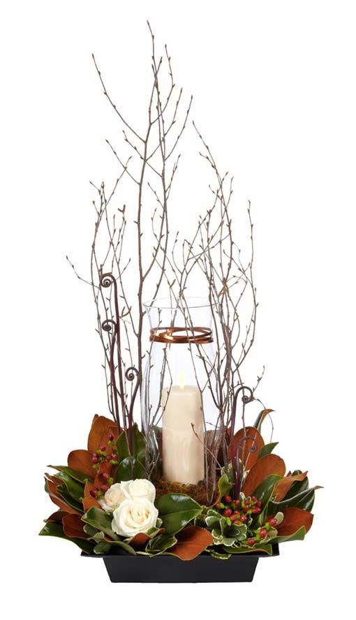 281 best images about party centerpiece on pinterest for Twig centerpieces for weddings