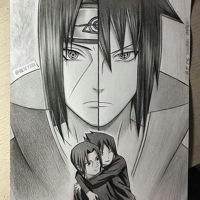 25 Best Sasuke Uchiha Images On Pinterest: 25+ Best Naruto Art Ideas On Pinterest