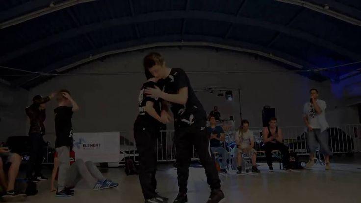 R!NG battle 8 FINAL/BBOYS Junior