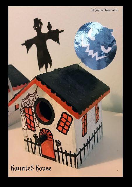 lekhayim: Case stregate - Haunted houses