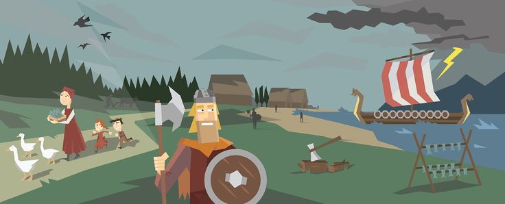BBC Bitesize - Who were the Vikings?