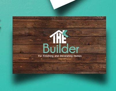 """Check out new work on my @Behance portfolio: """"The Builder Logo"""" http://be.net/gallery/35425049/The-Builder-Logo"""