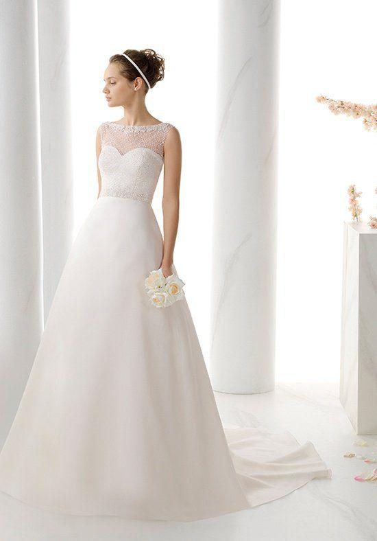 Alma Novia 161/NIOBE Wedding Dress - The Knot