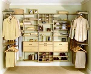 Small Walk In Closets Organizers Designs