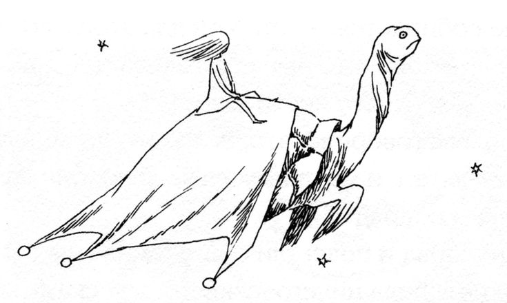 "Tove Jansson - Illustrations for ""Alice in Wonderland"" 37"