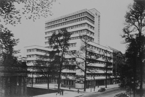 "Administration of the company ""Kathreiner"" (1928-30) in Berlin, Germany, by Bruno Paul"