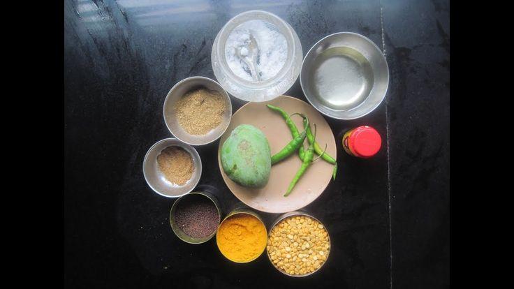How To Make Kairi Ghatleli Vatli Dal, Or, Harbara Dal With Raw Green Mango