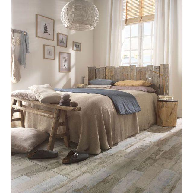 Rideau Salla 140x250 cm coloris blanc - CASTORAMA