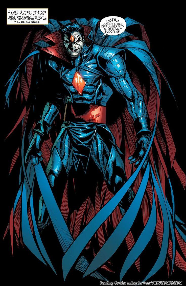 Extraordinary X-Men 002 (2016) Mr Sinister …………… | View Comic