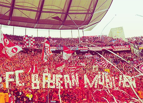 FC Bayern München no matter what happened today