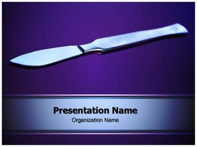 31 best surgery powerpoint ppt presentation templates images on surgical scalpel powerpoint presentation template is one of the best medical powerpoint templates by editabletemplates toneelgroepblik Image collections