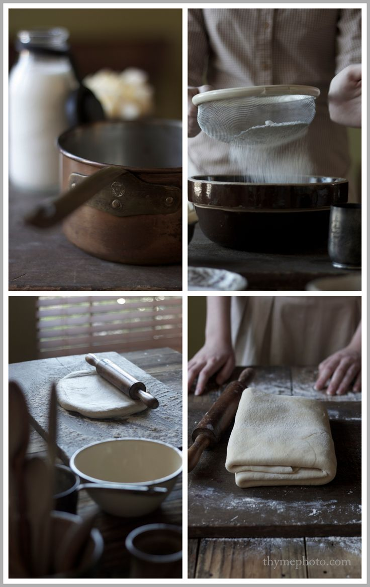 making croissants | Thyme
