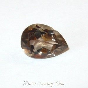Pear Shape Smoky Quartz 2.05 carat