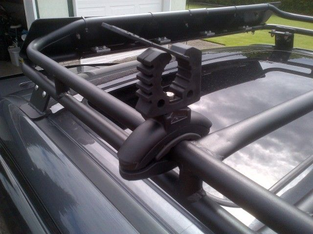 Awesome Cheap Do It Yourself Shovel/axe Carrier For Roof Racks   Toyota 4Runner
