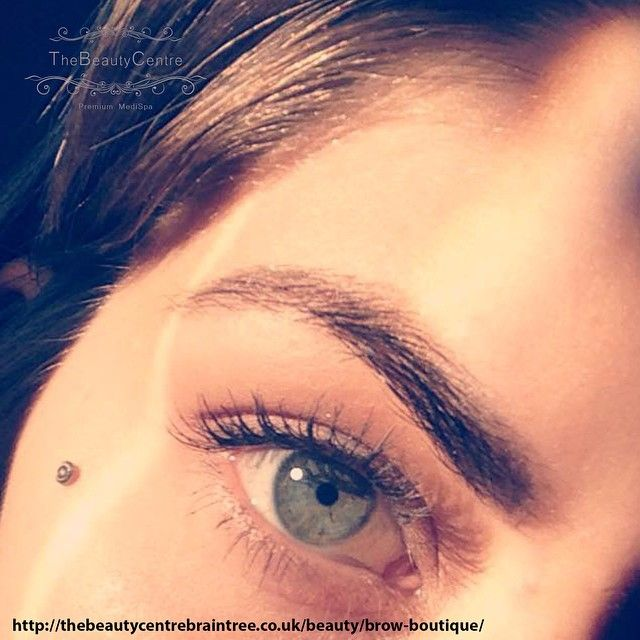 #Natural #effect #brow #extensions to #enhance a thin brow #shape, achieving a fuller #brow without that heavy #makeup #look. Book your free #consultation #today! Visit www.thebeautycentrebraintree.co.uk/beauty/brow-boutique for more info.
