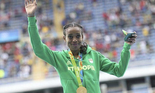 Ethiopia's Almaz Ayana 10,000 metres gold shrouded in controversy