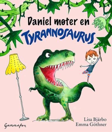 Daniel møter en tyrannosaurus