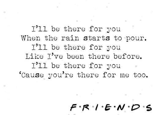 friends, quote, and f.r.i.e.n.d.s image