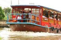 Bangkok Rice Barge Afternoon Cruise #ricebarge #bangkok
