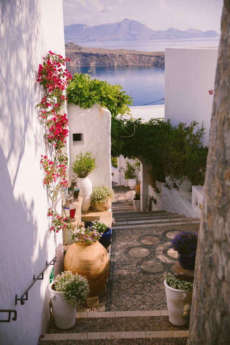 Melenos Lindos, Rhodes – The Londoner