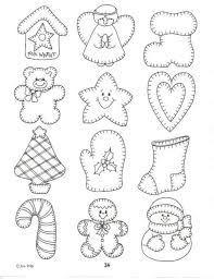 Resultado de imagen de patrones patchwork navidad gratis