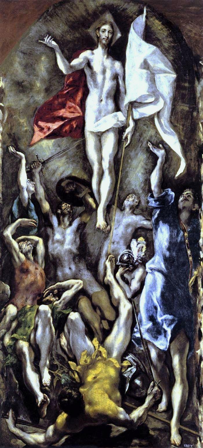 Resurrección de Jesús - Wikipedia, la enciclopedia libre