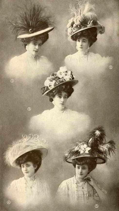 Maison Lewis Chapeaux d'été 191020 Chapeau, Mode et