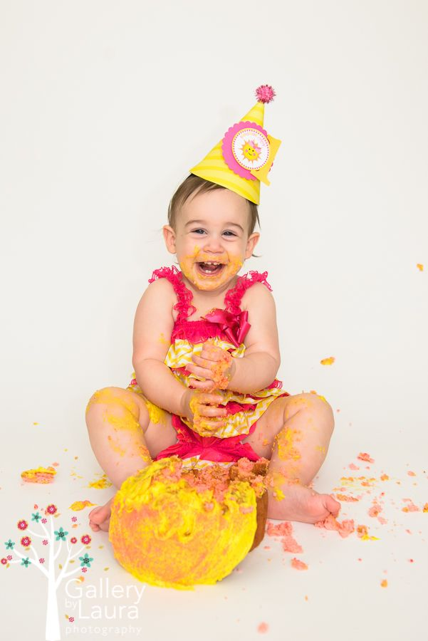 Charleston sc photographer cake smash first birthday portraits daniel island photographer