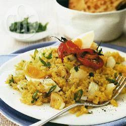 Smoked haddock kedgeree @ allrecipes.co.uk