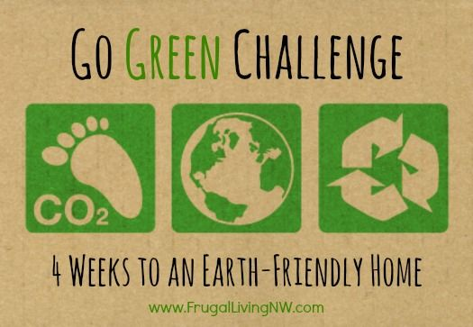 "Go Green Challenge: Week two updates (plus our ""go paperless ..."
