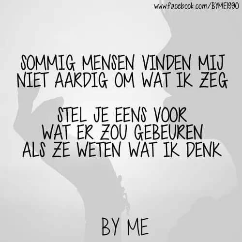 True (Pinterest: nienkedehaan14)
