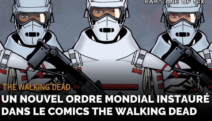 Robert Kirkman profite toujours du NYCC pour dévoiler le nouvel arc narratif qui prendra place en janvier prochain dans le comics The Walking Dead.