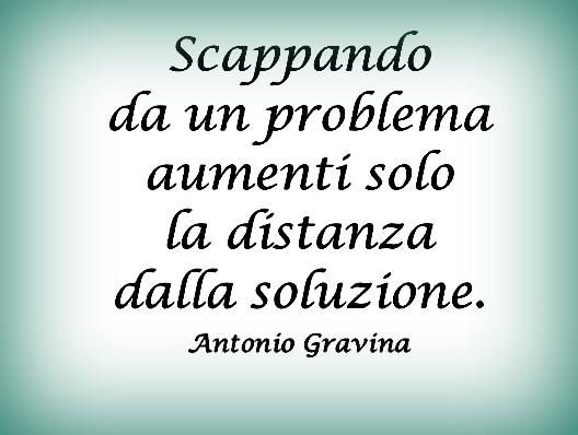 LifeCoaching http://www.warriorsproject.it/2-video-gratis/ Mai scappare dai problemi !!! vedi anche http://www.messaggi-online.it