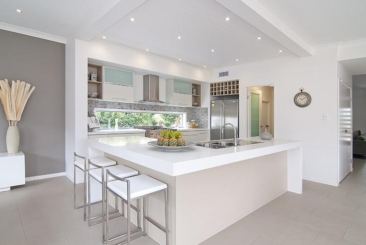 Clarendon Homes kitchen
