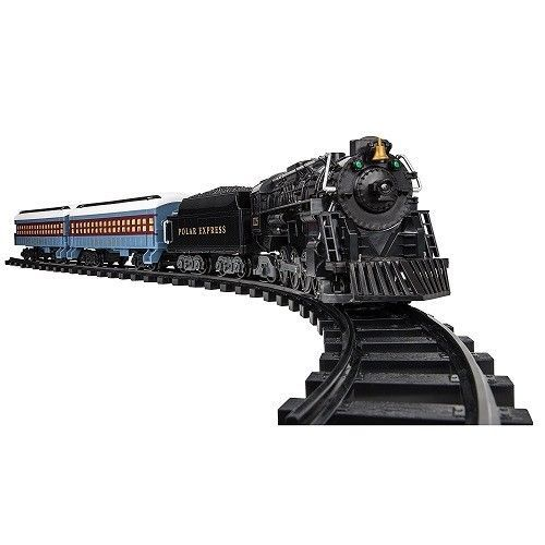 Lionel Polar Express Battery Engine New Operated Passenger Play Ready Set Train #Lionel