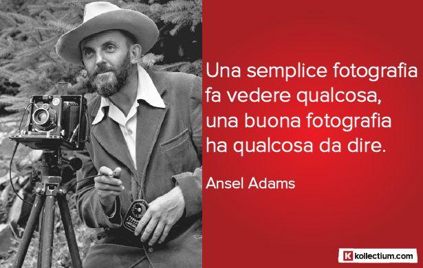 #Citazione di Ansel #Adams