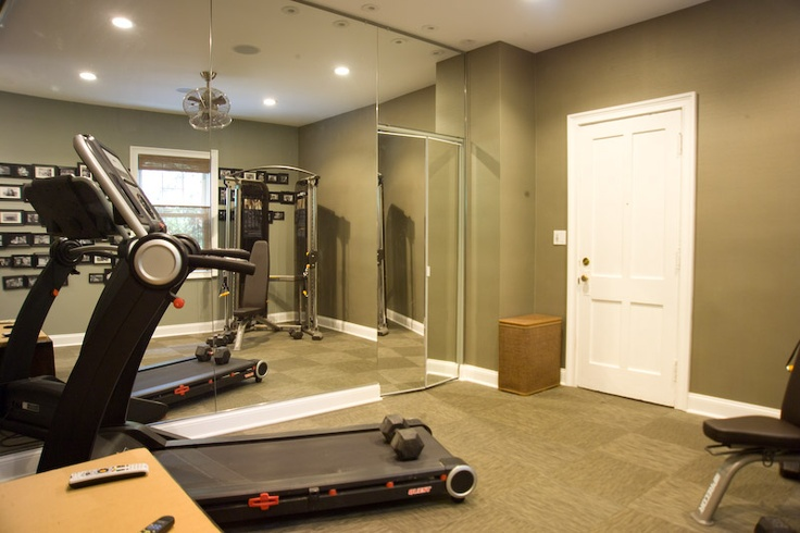 1000 images about gym on pinterest alcohol free home for Best wall color for home gym