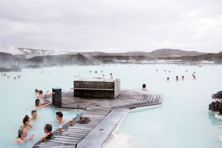 How about wallowing in an open-air steaming hot pool, surrounded by volcanic landscapes painted white with snow as the Northern Lights dance above? Welcome to the Blue Lagoon, a geothermal spa in Iceland's capital, with warm, mineral-rich water that is said to do you good. Dry off and explore the city's sparkling Harpa concert hall and restaurants serving tasty Nordic cuisine.