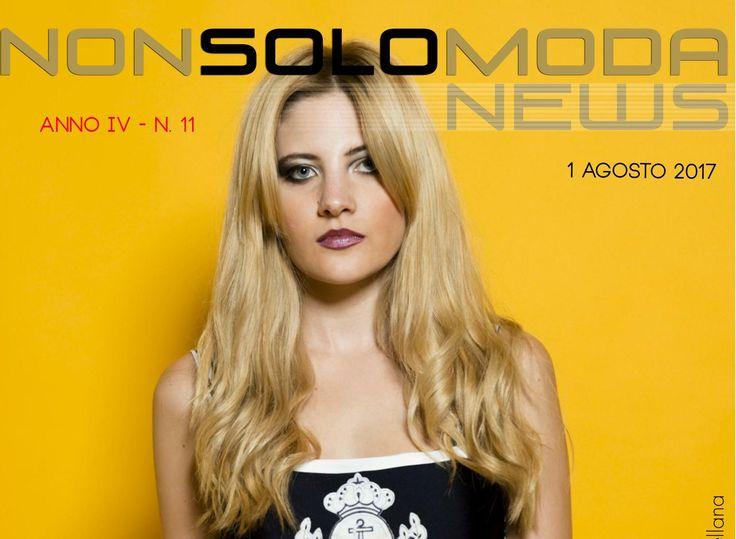 Andreea Simon – Miss Nonsolomodanews Agosto 2017
